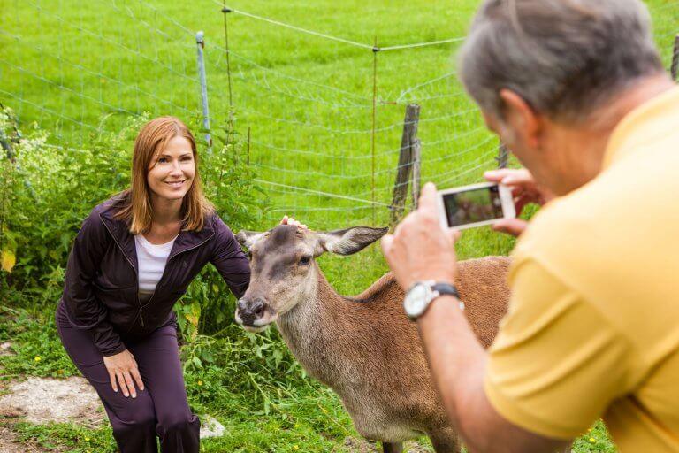 Réserve animalière de Vollererhof