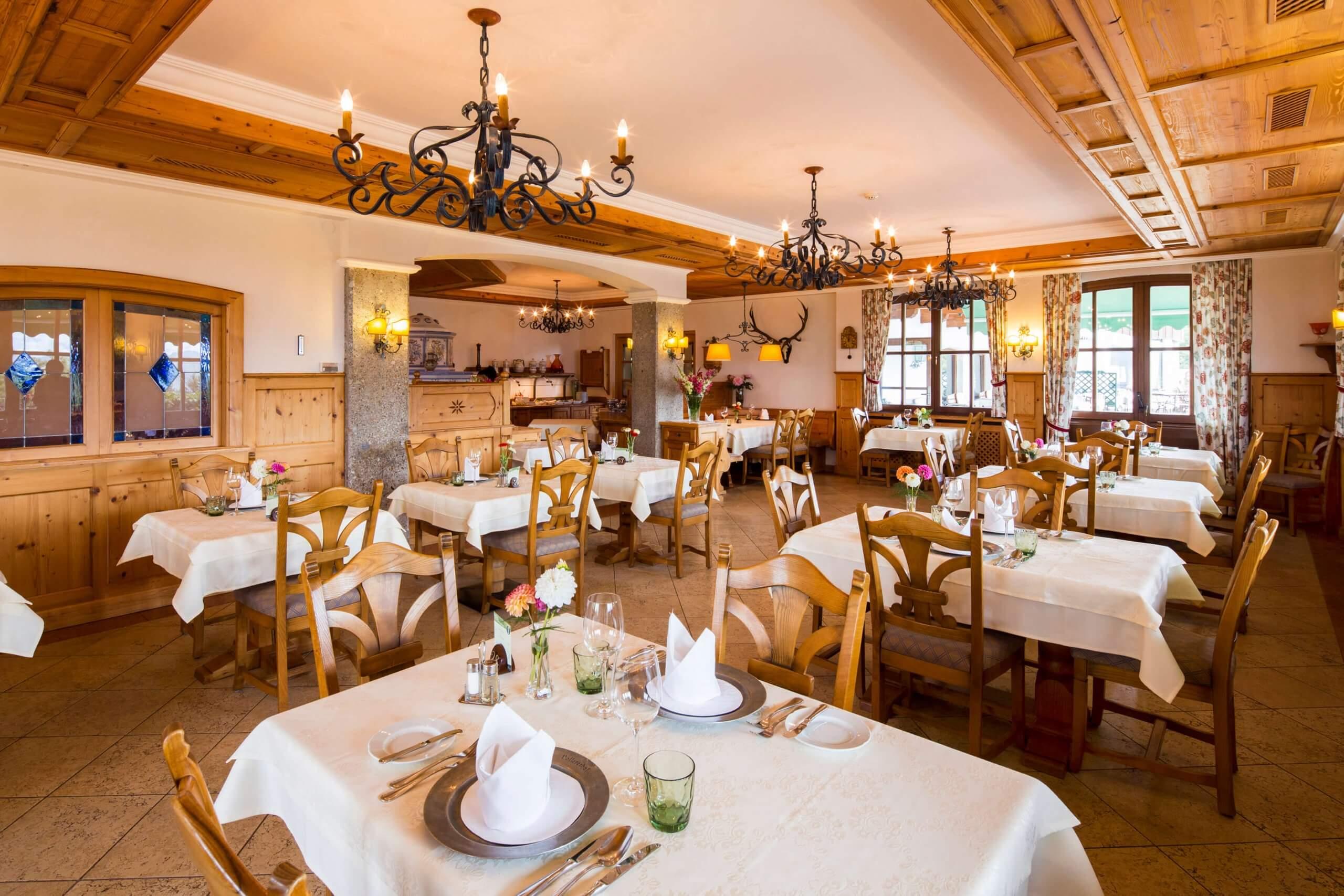 Ресторан Vollererhof