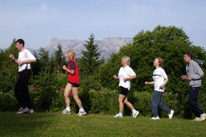 Vollererhof-Training