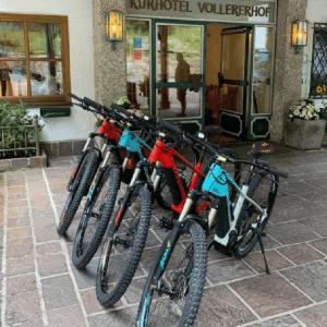 Vélos électriques Vollererhof