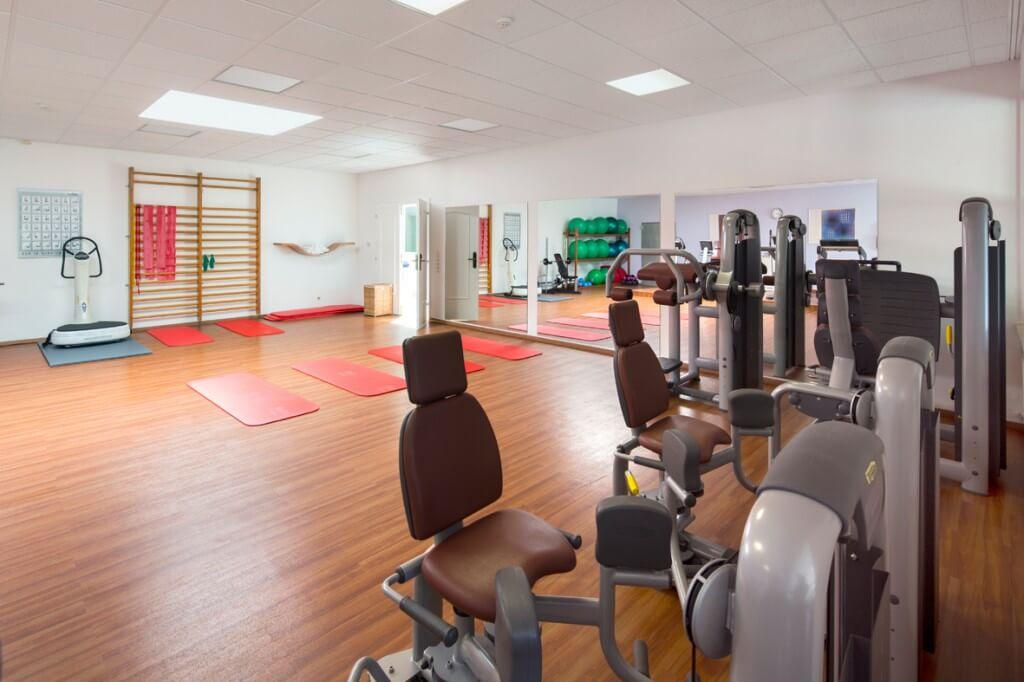 Vollererhof-Fitness