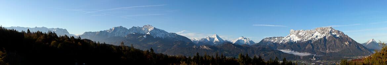 Panorama de Vollererhof