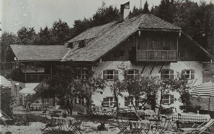 Старый дом Воллерергоф